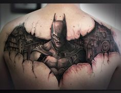 batman tattoos - Google Search
