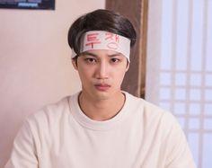 Kai as Lee Shi Kyung at Andante 17 Kpop, Kpop Exo, Chanyeol Baekhyun, Exo Kai, Kokobop Exo, Krystal Jung, Kaisoo, Chanbaek, Chen