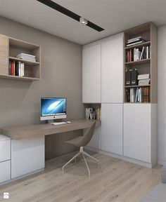 Nice home office design ideas that you enjoy working with . - interior design ideas - 71 Beautiful home office design ideas that you enjoy working with - Home Office Organization, Home Office Decor, Office Furniture, Home Decor, Organization Ideas, Office Ideas, Office Setup, Office Storage, Bar Furniture