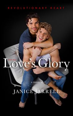 Cover Reveal - Love's Glory by Janice Jarrell