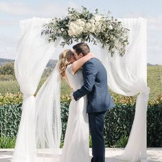 "wild ivy studio on Instagram: ""Arbour Love xxx @maximilianssa ... #ceremony #ceremonyideas #ceremonyflowers #arbour #arbourflowers #weddingday #wedding #weddingflowers…"""