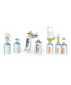 Look at this kiinde Twist™ Breastmilk Storage Set on #zulily today!