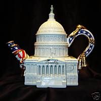 Guide to Fitz & Floyd Collectible Teapots