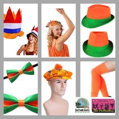 Zijn jullie ook al klaar voor Koningsdag? • • #verkleedhuis #koningsdag #oranje • • www.verkleedhuis.nl