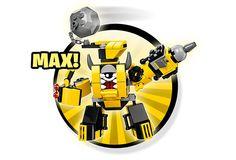 LEGO.com Mixels Explore - Downloads - Building Instructions - 41545_41546_41547 Weldos Max Building Instruction