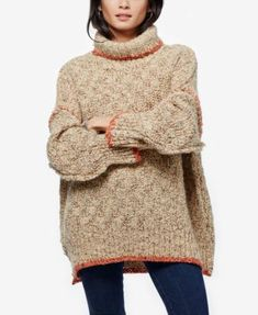 Free People Echo Pullover Sweater