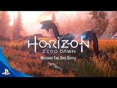 Horizon Zero Dawn - Watchers Take Over Seattle | PS4 - YouTube