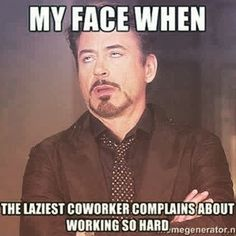 27 Ideas funny work memes hilarious humor for 2019 Memes Humor, Humour Wtf, Job Memes, Funny Jokes, Job Humor, Ecards Humor, Lazy Coworker, Funny Memes About Work, Funny Work Quotes