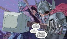 Thor: God of Thunder #7 By Jason Aaron, Esad Ribic, & Ive Svorcina