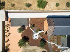 Дом архитектора в Португалии   AD Magazine