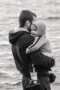 ˚Father and Child
