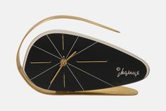 """fishstickmonkey: """"Lightning Clock (Courtesy GRAD and Moscow Design Museum) ) """" Louis Xvi, Mid Century Modern Furniture, Midcentury Modern, I See Red, The Jetsons, Shabby Chic, Russian Art, Design Museum, Retro Futurism"""