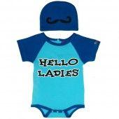 Sozo Hello Ladies Bodysuit and Cap Set ithoughtyouknewblog afflink