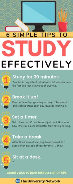 6 einfache Tipps zum effektiven Lernen 6 Simple Tips for Effective Learning – If you have trouble learning, these 6 tips will definitely help you! Best Study Tips, Exam Study Tips, Revision Tips, Study Methods, Study Skills, Essay Tips, Best Study Techniques, Essay Plan, Best Time To Study