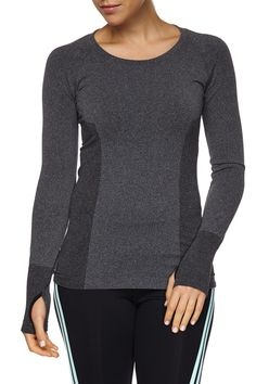 Cotton On Body ACTIVE SEAMFREE LS $24.95