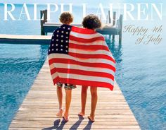 Fourth of July Ralph Lauren Ad. An old love. I Love America, God Bless America, American Pride, American Girl, American Flag, Style Nautique, Happy Fourth Of July, July 4th, Independance Day