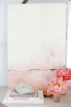 Follow this tutorial to make an abstract painting.