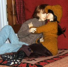 Rapprochement Julian et Alyssia