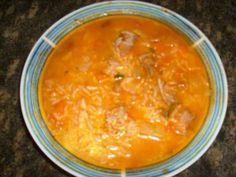 Receita de Canja de galinha - Tudo Gostoso