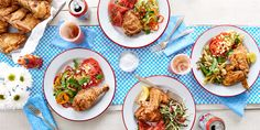 75+ Delicious Summer Picnic Recipes to Enjoy Outside  - CountryLiving.com