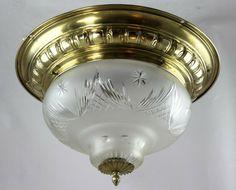 Plafoniere Messing : 36 schöne bilder zu u201ejugendstillampenu201c in 2019 ceiling lamp nice