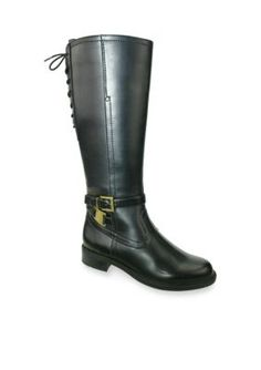 David Tate Black Valley 18 Riding Boot - WIde Calf