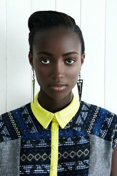So tell me is black not beautiful??