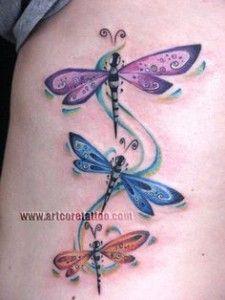 Dragonfly Tattoo (37)