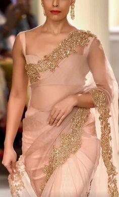 Indian Bridal Fashion, Indian Fashion Dresses, Indian Designer Outfits, Trendy Sarees, Stylish Sarees, Fancy Sarees, Designer Sarees Wedding, Bollywood Designer Sarees, Saree Blouse Patterns