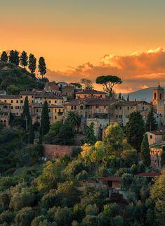 Palaia, Tuscany