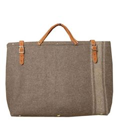 Blanket Carry All Tote by Cockpit, $168