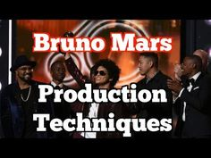 Bruno Mars: Production Techniques - YouTube