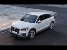 2016 Audi Q2 - Drive Assistance Systems - YouTube
