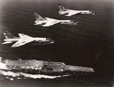 uss forrestal  | USS Forrestal CVA59 Fighting Fire Jul 29 '67 8x10 Photo | eBay
