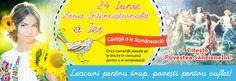 24 iunie 2015- Ziua Universală a IEI!!! Câștigă o ie și poart-o cu mândrie!!!