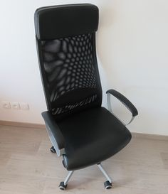 Price: 50 CHF. Office chair from IKEA (see link for details)