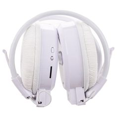 MP3 player FM radio White Sport Headphones  Audio USB cable S6L7 (eBay Link)