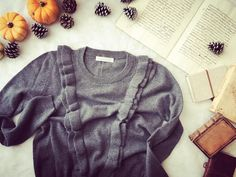 Sweaters sophisticated and comfortable these are definitely the wear-all weekend type Cashmere Collection Made in. Cashmere Jacket, Cashmere Cardigan, Cashmere Sweaters, Sweater Outfits, Casual Outfits, Fashion Themes, Cold Weather Outfits, One Clothing, Elegant Outfit
