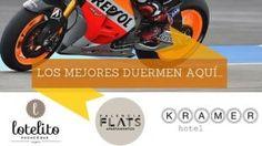 Hotel en Valencia para Moto GP