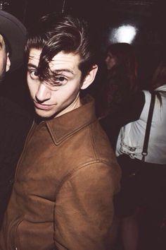 Alex, he's the cutest
