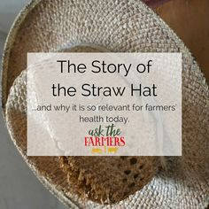 As the county ag literacy coordinator, I'll often ask students to describe what a farmer looks like. Regardless of the grade, the class or the school, the students describe a farmer always wearing the same three articles of clothing – boots, overalls and a straw hat. Their description doesn't stray far from what they've seen …