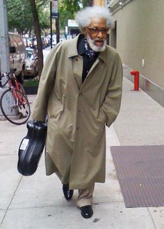 "Sonny Rollins (85 yrs old) ...... ""We play jazz to be human""."