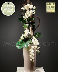 Faux Flowers, Silk Flowers, Fabric Flowers, Orchid Flower Arrangements, Flower Vases, Dandelion Wallpaper, Love Garden, Funeral Flowers, Arte Floral