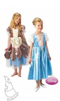 Disfraz Infantil de Cenicienta Reversible de Disney