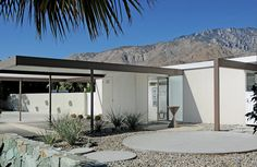Tour the Most Beautiful Homes from This Year's Modernism Week In Palm Springs, California Photos | Architectural Digest