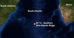 .: The world is shaking! A mag 7.0 - Southern Mid-Atl...