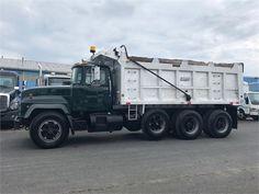 1998 MACK RD690S - Dump Truck Exchange Mack Dump Truck, Mack Trucks, Dump Trucks For Sale, Double Frame, Used Trucks, Air Ride, Engine Types, Aviation