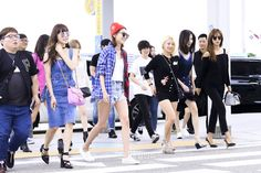 SNSD goes to Japan for 'SMTown V in Osaka' ~ Wonderful Generation