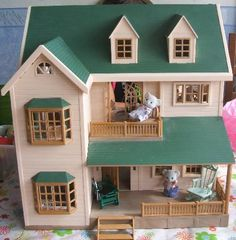 1000 images about sylvanian families on pinterest sylvanian families cruise boat and cath. Black Bedroom Furniture Sets. Home Design Ideas