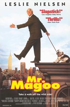 Mr. Magoo (1997) / 12 Awful '90s Movies Based On TV Shows